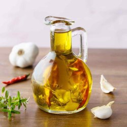 Garlic Oil Blend  (Infused)