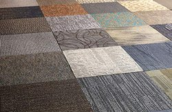 Multicolor Floor Carpet Tiles, Packaging Type: Box, Size: Medium