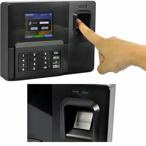 Biometric Fingerprint Scanner Attendance System