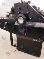 Ab Dick 9870 Mini Offset Machines