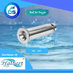 Fountain Ball Jet Nozzle - HA-247