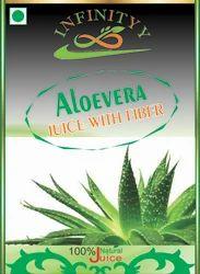 Organic Alovera Fiber Juice