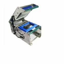 Semi Automatic Tray Sealing Machine