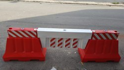Traffic Barrier H2WFB