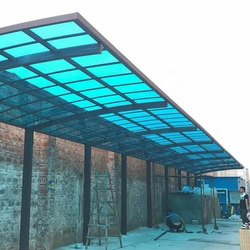 Residential Polycarbonate Structure Shed