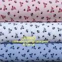Iconic Cotton Satin Print Shirting Fabric