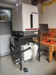 Fully Enclosed Body Laser Gold Cutting Machine IPG OR MOPA Laser