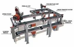 Pick & Place Food Processing Conveyor