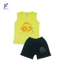 KIDS SLEEVELESS BABA SUITS
