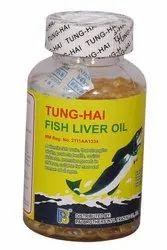 Tung Hai Fish Liver Oil 500 Caps, Non Prescription