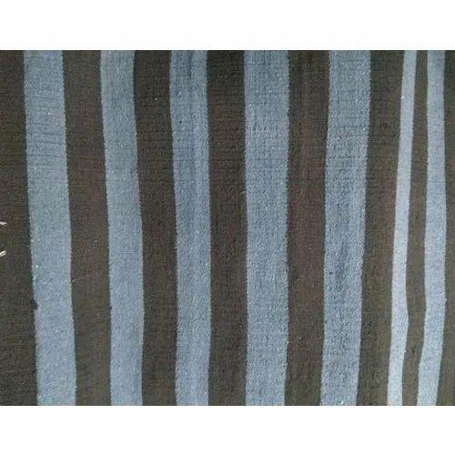 Striped Handloom Cotton Durri, Size: 3x6 Feet And 4x6 Feet