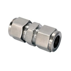 Incoloy Double Ferrule Fittings