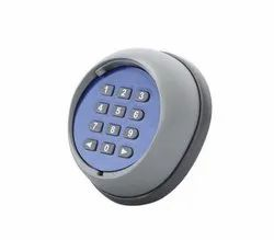 Wireless Number Lock For Sliding Gate