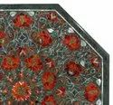 Mother Of Pearl Marble Table Top