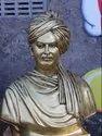 Swami Vivekananda Gunmetal Statue