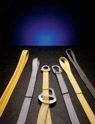 LIFTALL Polyester Webbing Slings