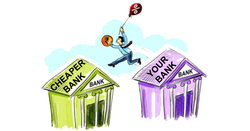 Loan Balance transfer services (BT services)