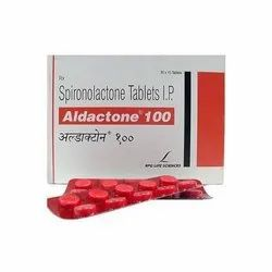 Spironolactone 100 Mg Tablets