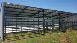 Prefabricated Cattle Sheds