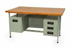 Metal Office Executive Table, 3 Months