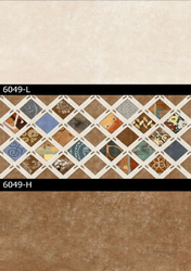 6049 (L, H) Hexa Ceramic Tiles Matt Series