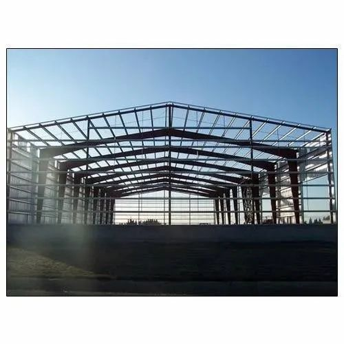 Industrial Structural Steel Fabrication Service, Cost