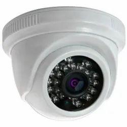 2 MP Day & Night Vision Indoor CCTV Dome Camera, CMOS