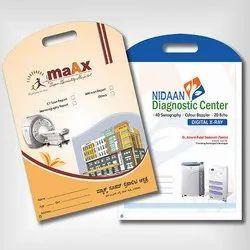 Z plus White X-Ray Plastic Envelope / bag, For Hospital