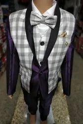 Kid Full Sleeves Western Suits