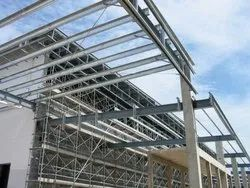 Industrial Structural Fabrication