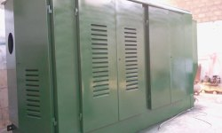 Gensets & Power Generator Enclosures Soundproofing