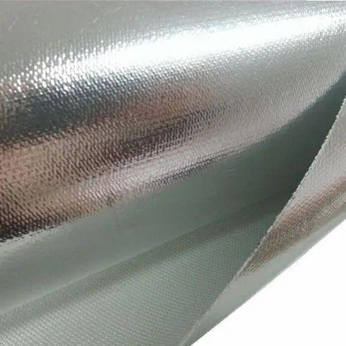 Aluminium Coated Fiberglass Cloth