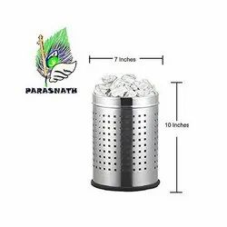 Parasnath Square Perforated Dustbin
