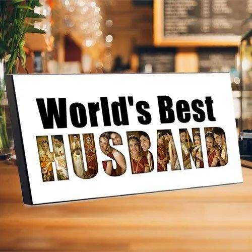 World S Best Husband Photo Frame Birthday Gifts For Anniversary