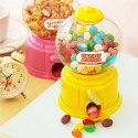 Plastic Mini Candy Machine Bubble Gumball Dispenser Coin Bank Kids Toy, Standard Size