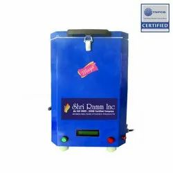 Compact Sanitary Napkin Destroyer