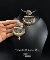 Antique Flora Earrings