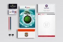 Corporate Designs E- Copy & Print Files Branding and Identity Design Service