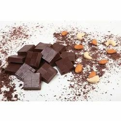 Rectangular Dry Fruit Chocolate