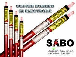 Copper Bonded Earthing Electrode