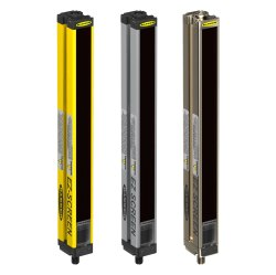 Banner 14/30 Series Heavy-Duty Type 4 Safety Light Curtains