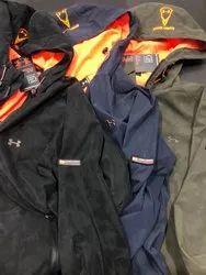 Full Sleeve Men Under Armour Biker Jackets