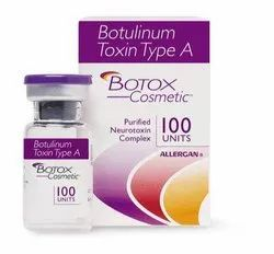 Botulinum Toxin Type A Cosmetic Injection