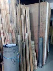 Laminate Plywood Door