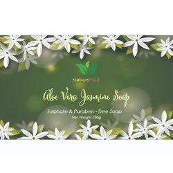 Aloe Vera Jasmine Soap