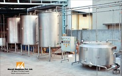 ISI Natural Juice Plant