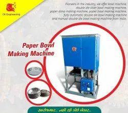 Foil Paper Bowl Making Machine