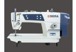 Sera Single Needle Lockstitch Direct Drive Sewing Machine