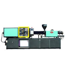 PLC Controlled Injection Moulding Machine