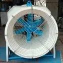 Three Phase Axial Flow Fan